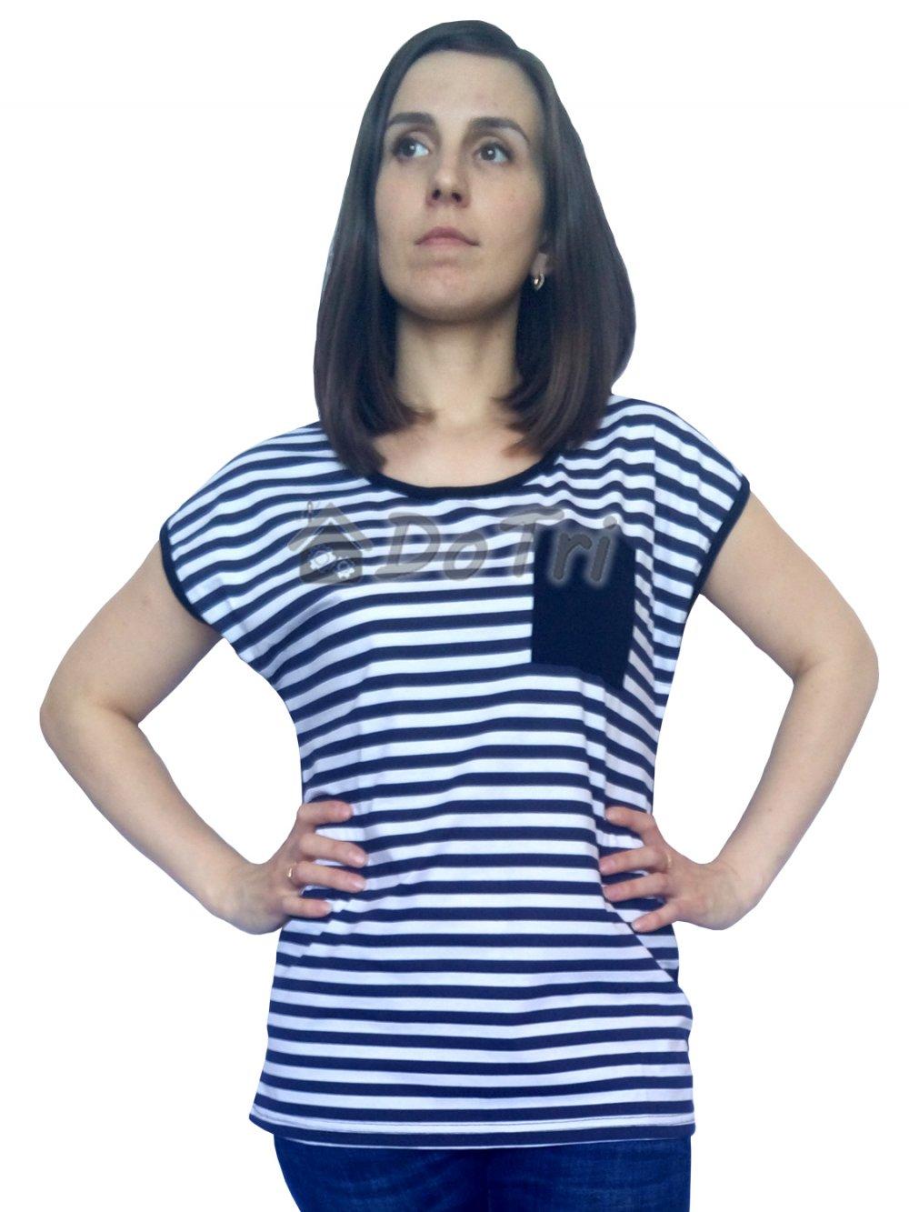 Увеличить - Блуза «Морячка»