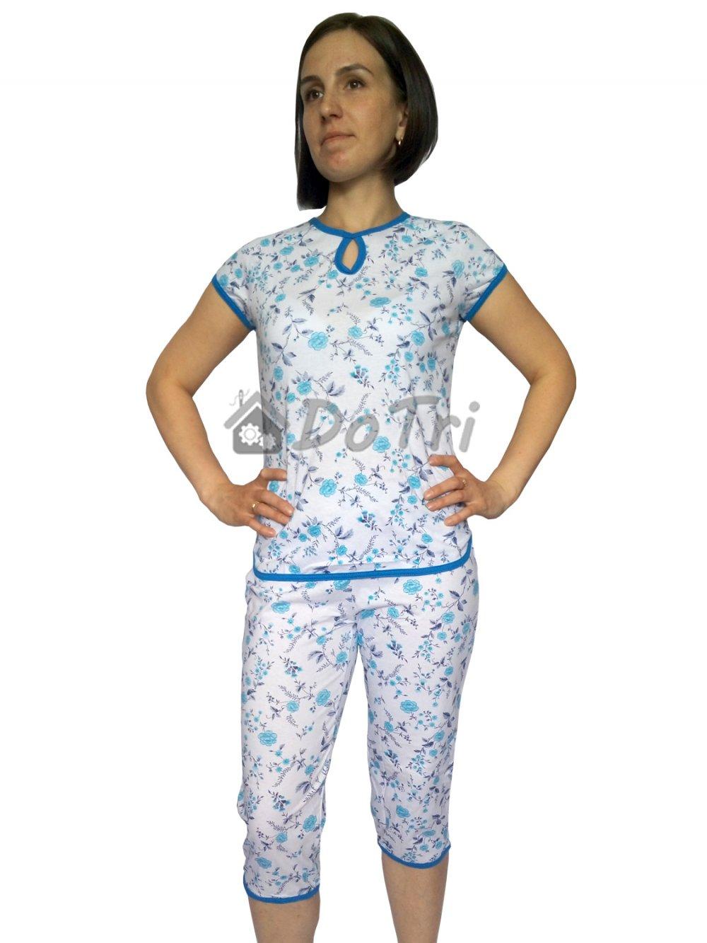Увеличить - Пижама женская с бриджами