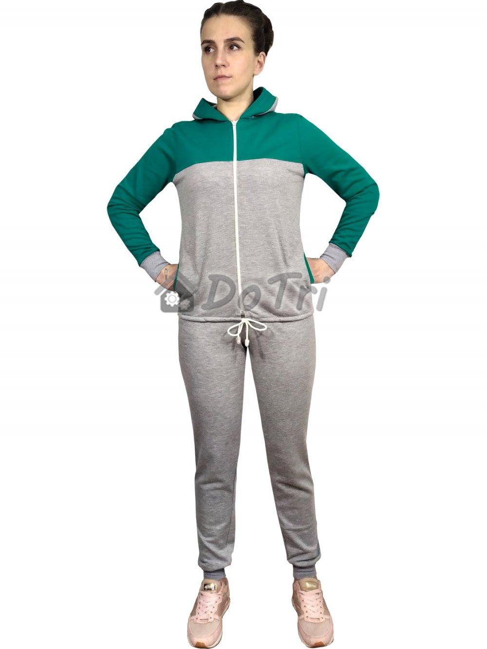 Увеличить - Спортивный женский костюм арт 001