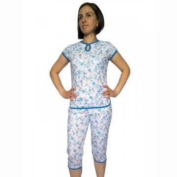 Пижама женская с бриджами