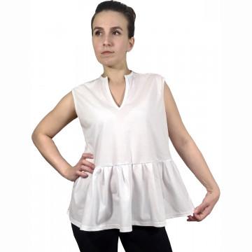 Блузка с баской «Верона»