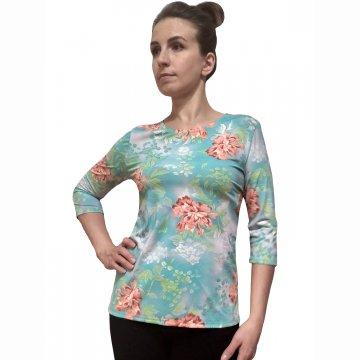 Блузка «Стрекоза» арт 012