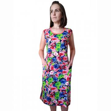 Платье арт 010 розы и бабочки, распродажа